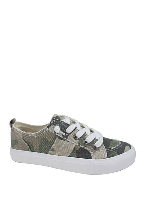 Kory Camouflage Sneakers