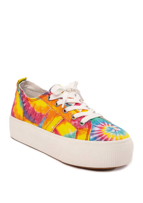 Jellypop Newstar Tie Dye Sneakers