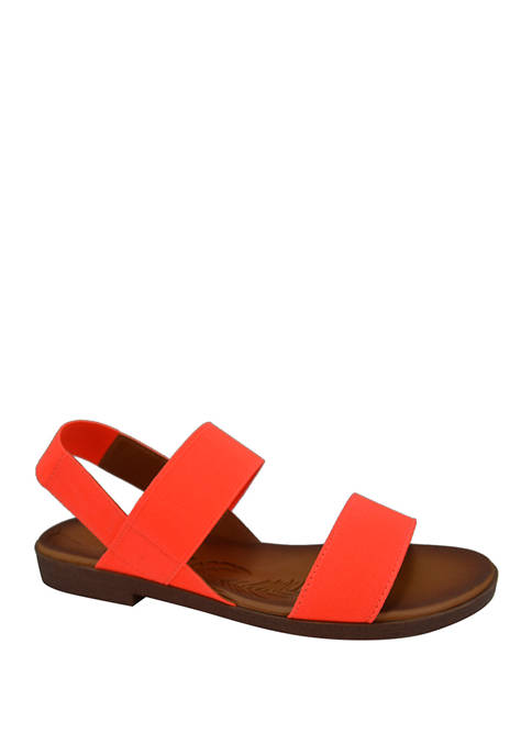 Kegan Banded Sandals