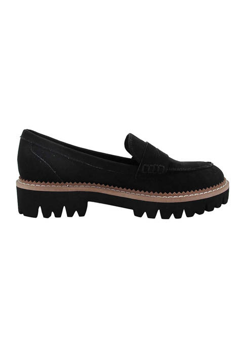 Jellypop Paris Lug Loafers