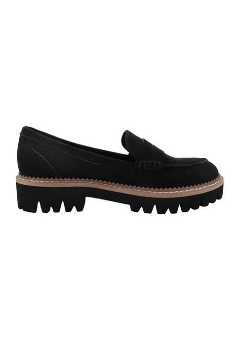 Paris Lug Loafers