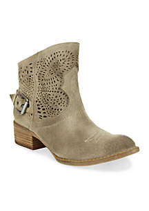 Zoey Cut-Out Bootie