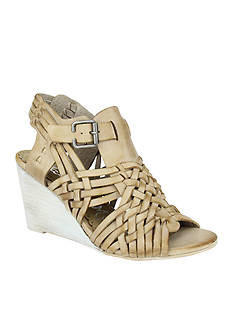 Naughty Monkey Dually Noted Wedge Sandal
