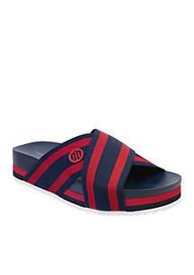 Blysse Stripe Sandals