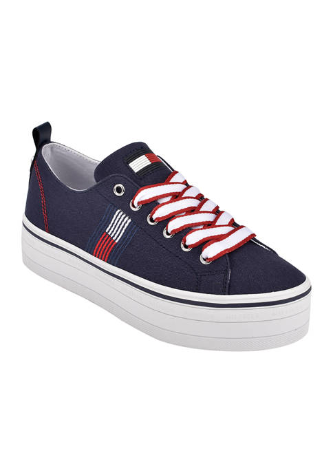 Brinks Lace Up Sneakers