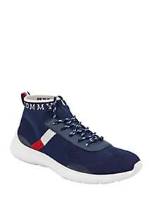 169adc639fb2 Tommy Hilfiger Sharkskin Grey Jacket · Tommy Hilfiger Cabello Sneakers