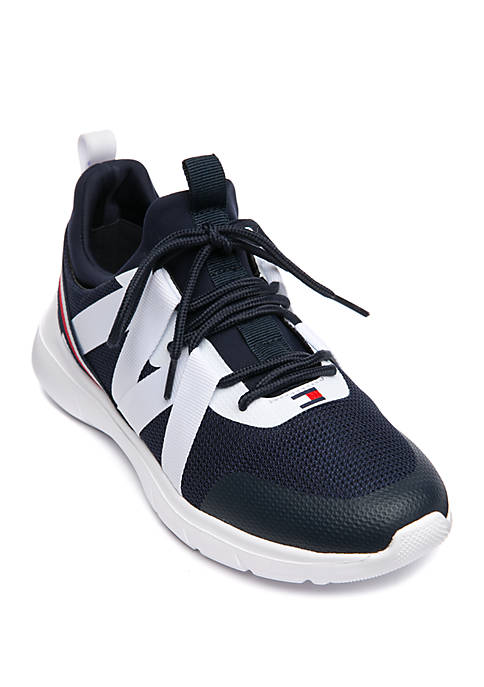 Tommy Hilfiger Camp Zig Zag Trainers