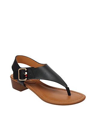 cbf726044 Tommy Hilfiger Kamea Thong Sandals