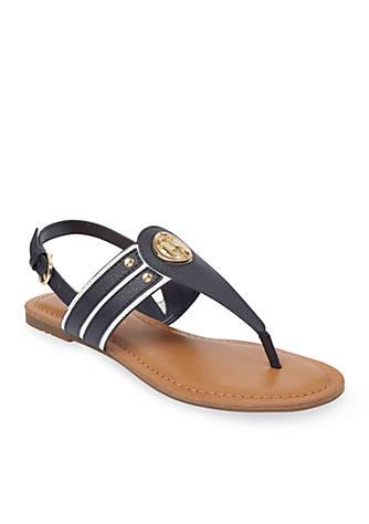 Tommy Hilfiger Lavas Flat Sandal O3QITVn