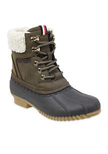 Tommy Hilfiger Raelene Duck Boots