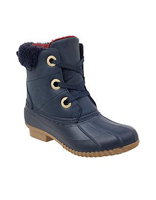 82c6db90d65 Ravino 3 Grommet Duck Boots