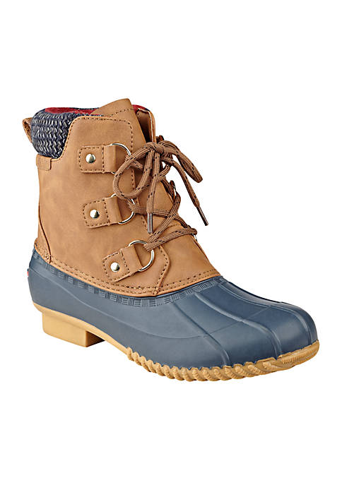 Tommy Hilfiger Roza Sweater Duck Boot Belk