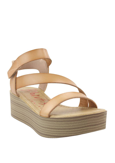 Lover Wedge Sandals