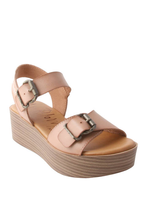 Blowfish Leeds Platform Sandals