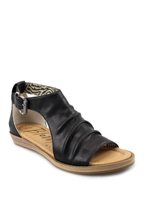 Byea Wedge Sandals