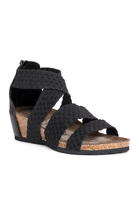 Elle Wedge Sandal