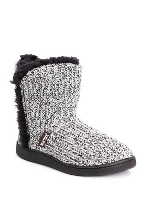 MUK LUKS® Cheyenne Bootie Slippers