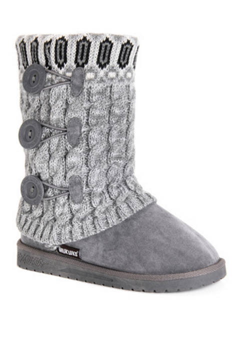 Cheryl Slipper Boot