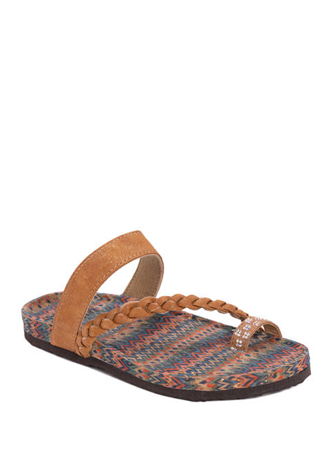 MUK LUKS® Keia Sandals