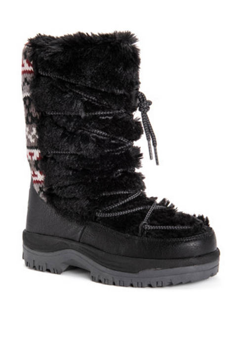 Massak Short Snow Boots