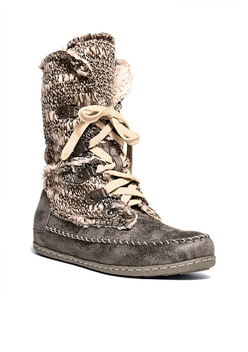 Lilly Lace-Up Boot - Online Only