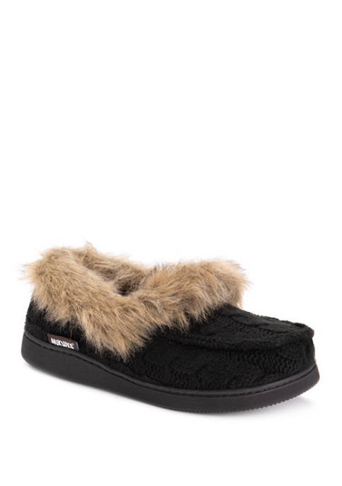 Kerry Moccasin Slippers