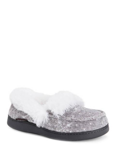 Jana Moccasin Slippers