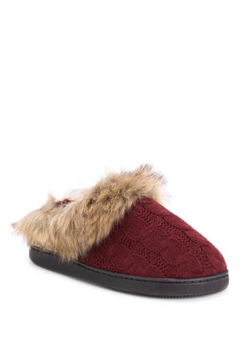 MUK LUKS® Reba Clog Slippers