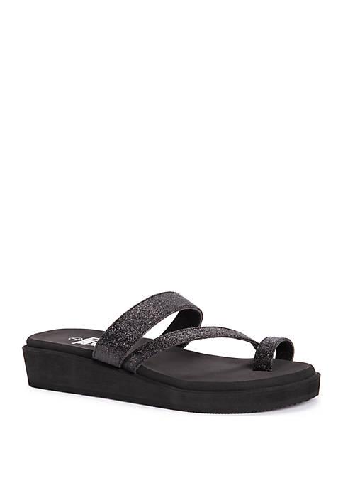 Callie Wedge Sandals