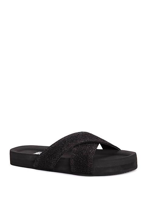 Teagan Criss Cross Sandals