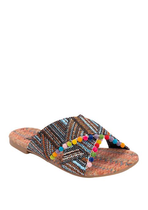 MUK LUKS® Greer Sandals