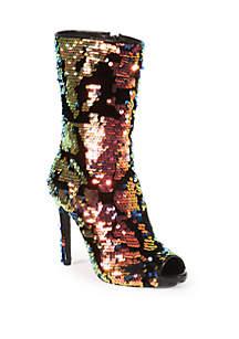 42450d755c90 BareTraps Fabulous Duck Boot · Lauren Lorraine Gal Glitter Boot