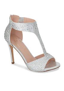 T Strap Dress Sandal