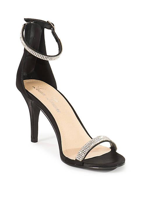 Rena Ankle Strap Heel