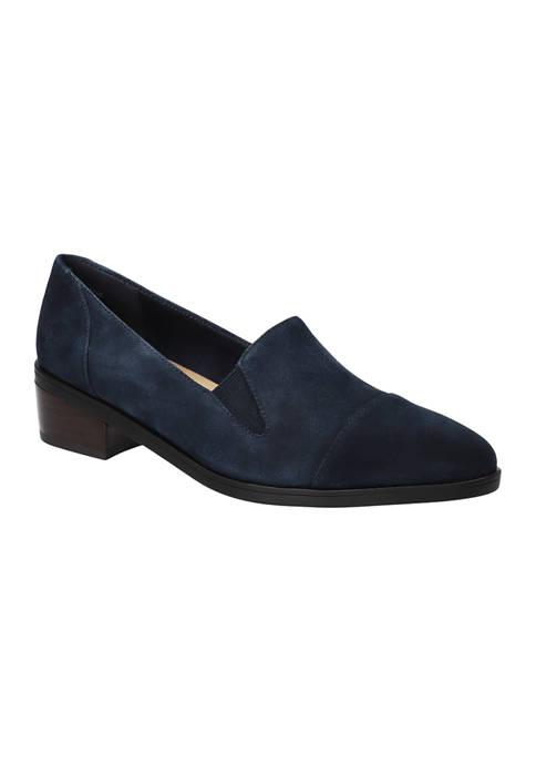 Bella-Vita Ohara Classic Twin Gore Casual Loafers