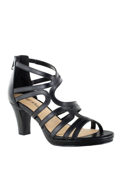 Easy Street Elated Dress Sandals