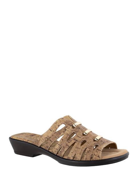 Easy Street Petunia Comfort Sandals