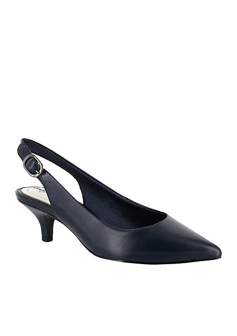 Easy Street Faye Slingback Heel