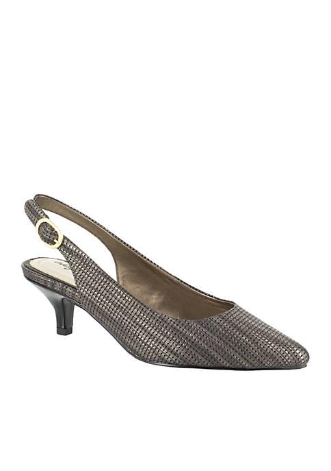 Faye Slingback Heels