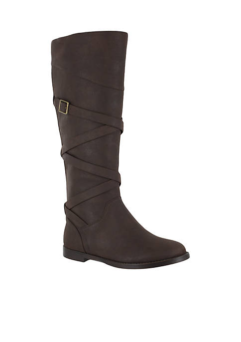 Memphis Flat Boot