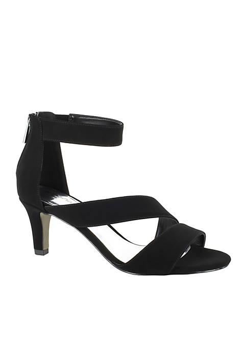 Easy Street Maxi Dress Sandal