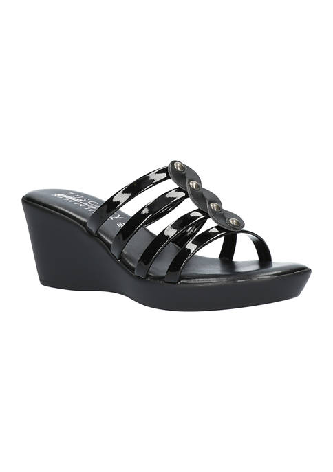 Easy Street Orella Wedge Sandals