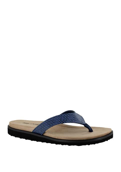 Easy Street Stevie Thong Sandals
