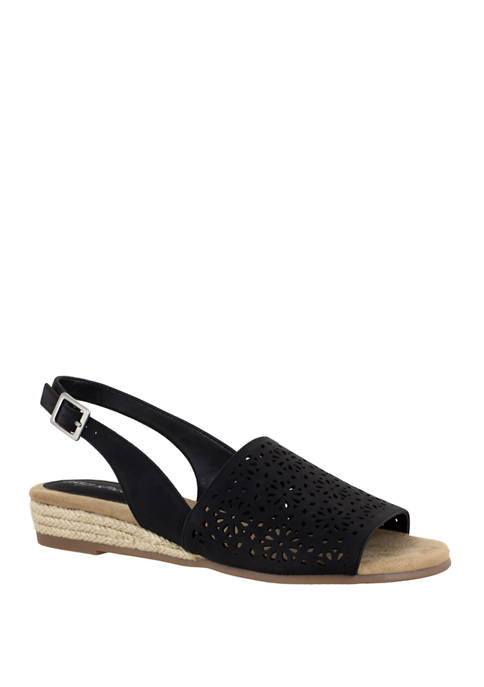 Easy Street Trudy Espadrille Sandals