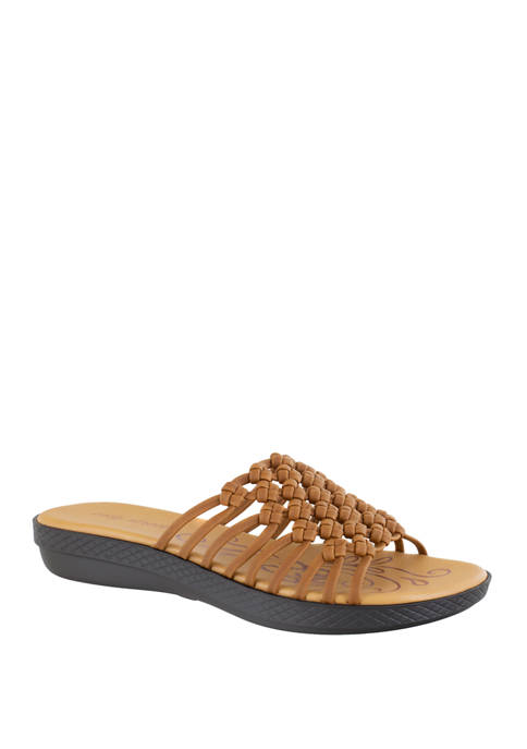 Sing Comfort Slide Sandals