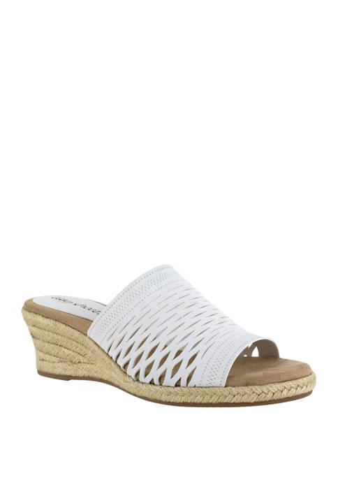 Easy Street Morza Espadrille Sandals