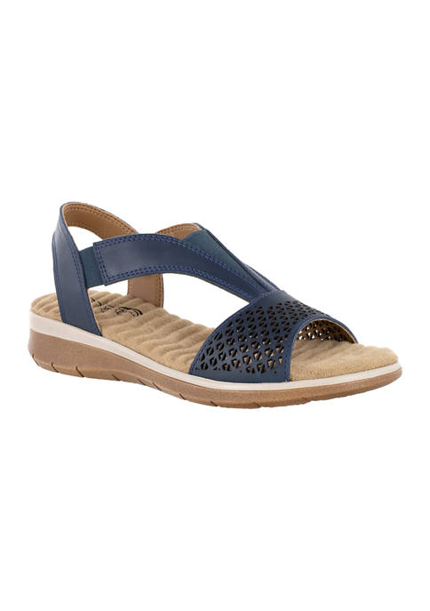 Easy Street Marley Comfort Leather Sandals