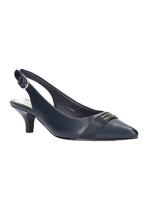 Easy Street Maeve Slingback Pumps