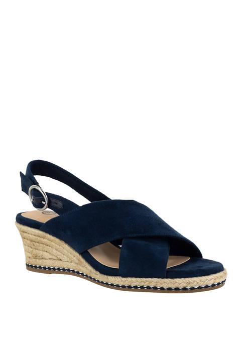 Nadette 2 Espadrille Slingback Sandals