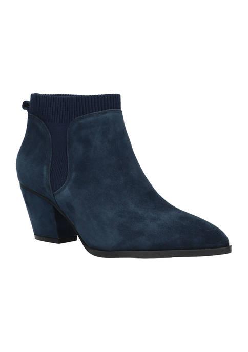 Bella-Vita Lottie Block Heel Chelsea Boots